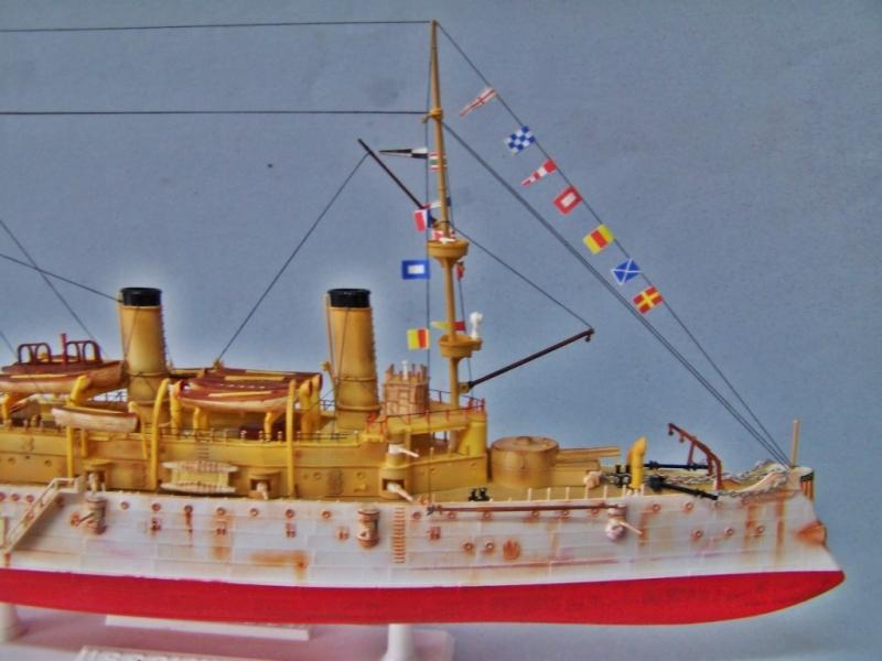 USS OLYMPIA   REVELL 1/232 100_9338