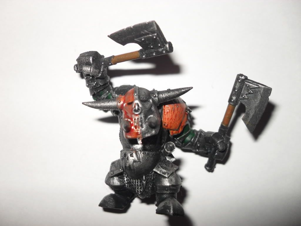 My W.I.P Orcs SDC10516