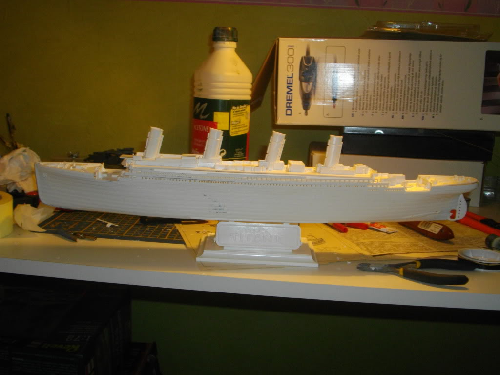 titanic revell 1/570   IMGP4880
