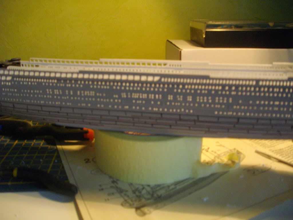 titanic revell 1/570   IMGP4886