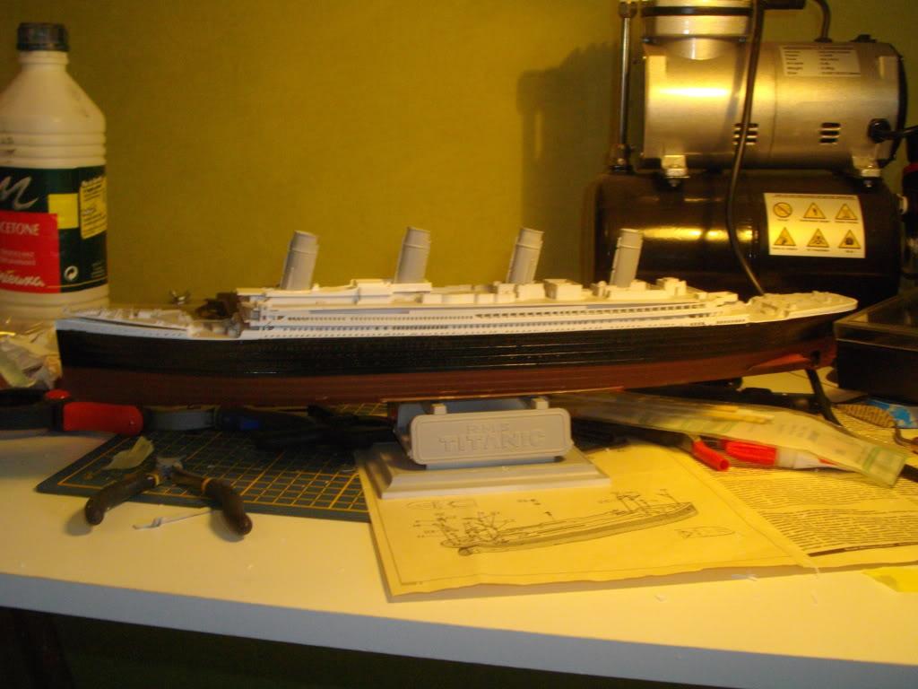 titanic revell 1/570   IMGP4892