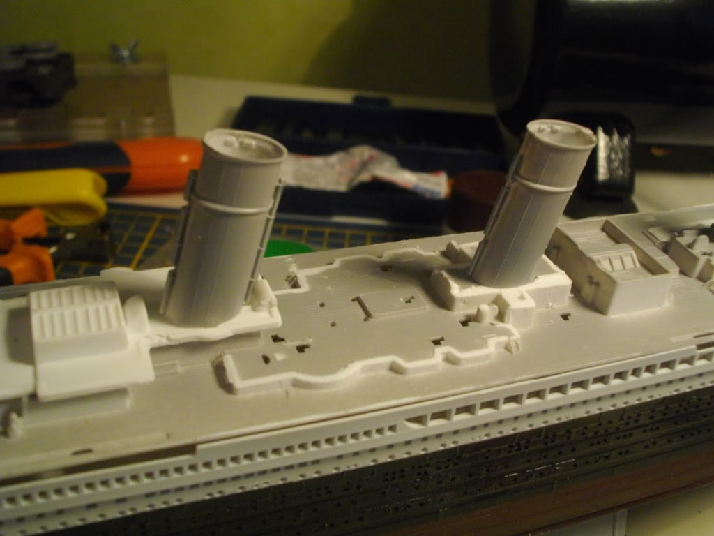 titanic revell 1/570   IMGP4895