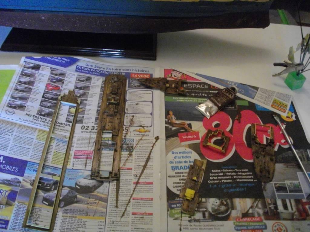 titanic revell 1/570 - Page 2 IMGP4900