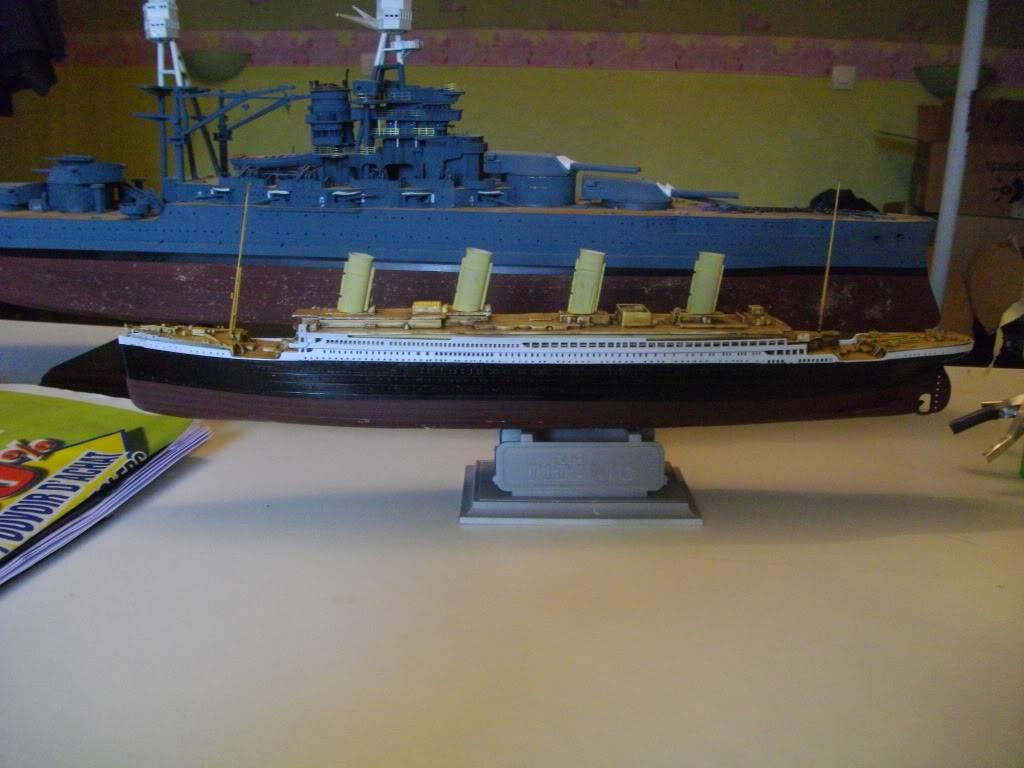 titanic revell 1/570 - Page 2 IMGP4903