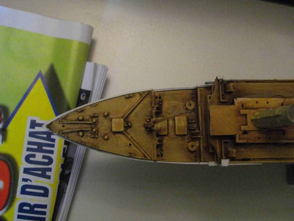 titanic revell 1/570 - Page 2 IMGP4905