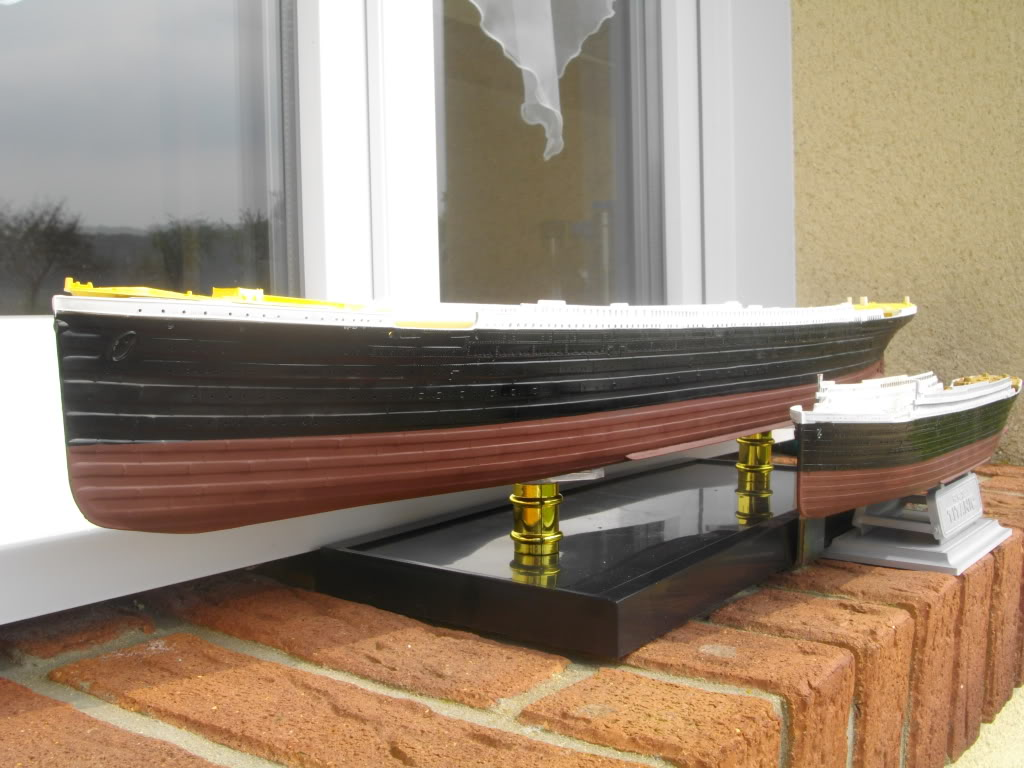 titanic revell 1/570 - Page 2 IMGP4961
