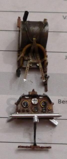 diorama SOPWITH F.1 CAMEL RNAS 1/48- janvier 1918 dans le pas de calais P1010045