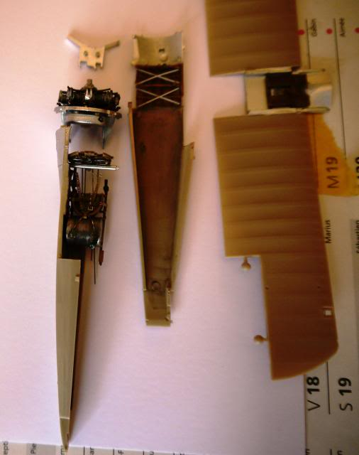 diorama SOPWITH F.1 CAMEL RNAS 1/48- janvier 1918 dans le pas de calais P1010052