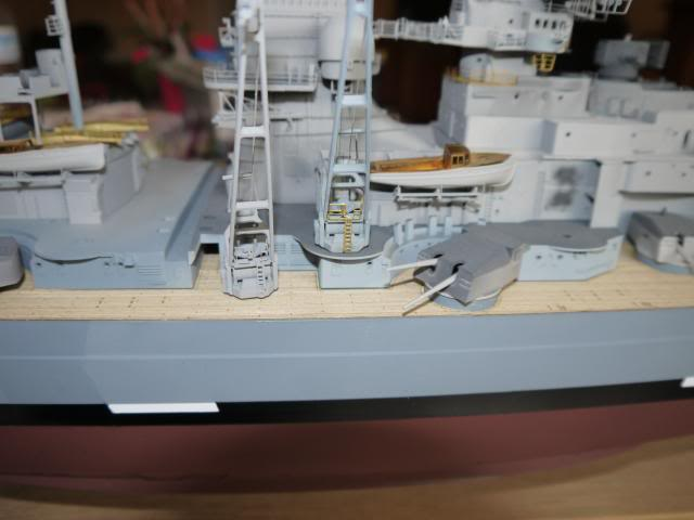 bismarck 1/200 the big maquette !! - Page 6 P1010589