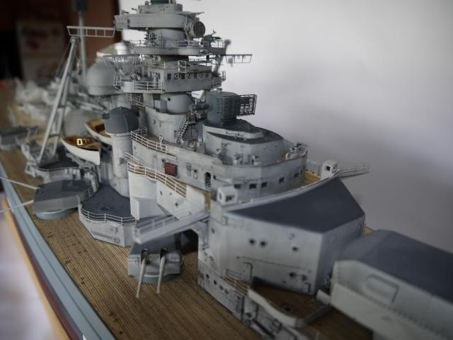 bismarck 1/200 the big maquette !! - Page 6 P1010691