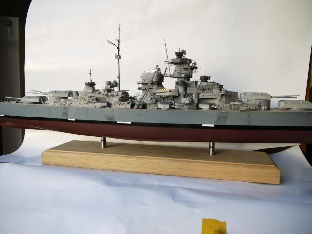 bismarck 1/200 the big maquette !! - Page 7 P1010861