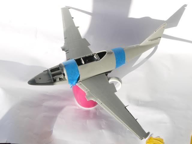 messerschmitt me 262 a- 2a-trumpeter au 1/32 P1020016