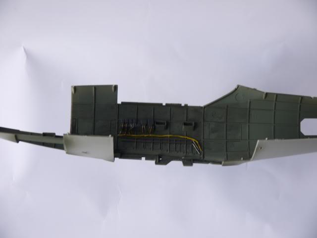 messerschmitt me 262 a- 2a-trumpeter au 1/32 - Page 2 P1020070