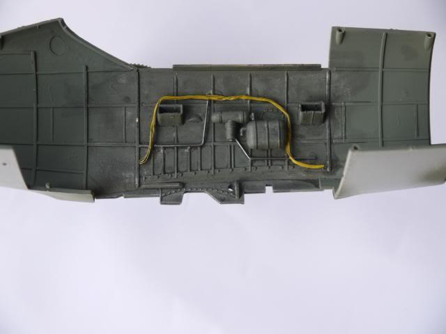 messerschmitt me 262 a- 2a-trumpeter au 1/32 - Page 2 P1020079