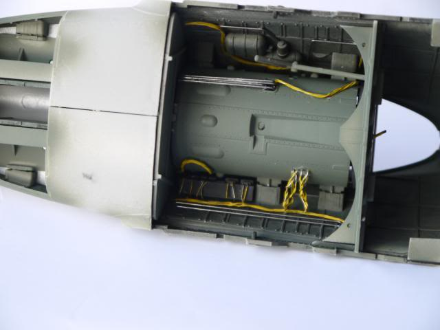 messerschmitt me 262 a- 2a-trumpeter au 1/32 P1020100