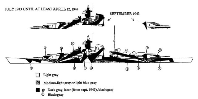 tirpitz 1/400 heller - Page 2 Kriegsmarine11