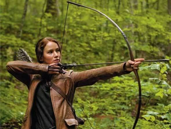 OFF TOPIC: The Hunger Games Movie Jennifer-Lawrence-as-Katniss