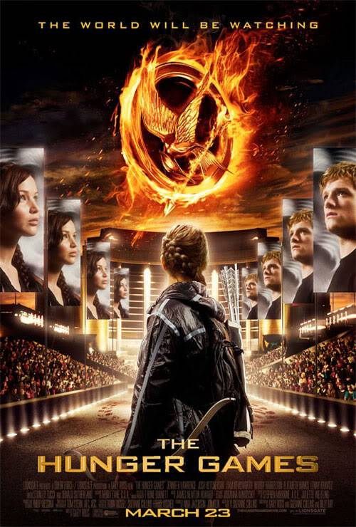 OFF TOPIC: The Hunger Games Movie Poster2