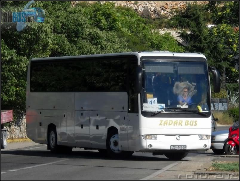 Zadar bus, Zadar  DSCN0629