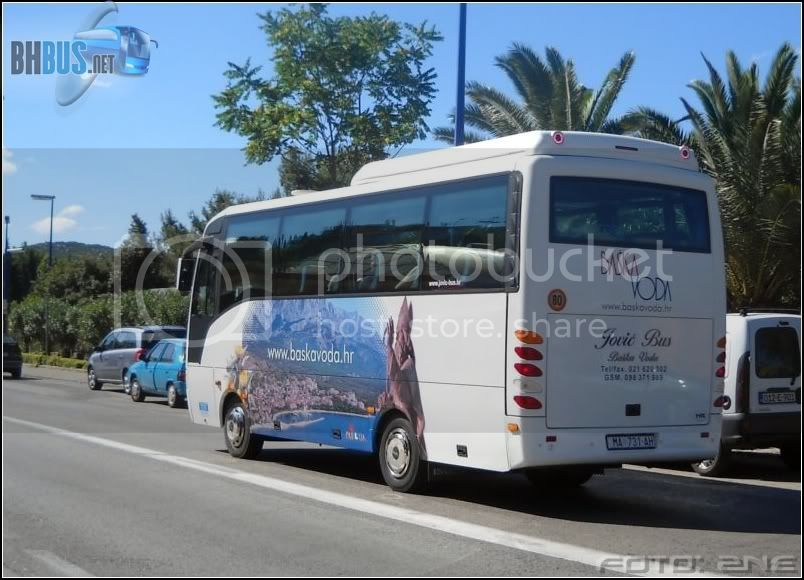 Jović Bus, Baška Voda  DSCN0724