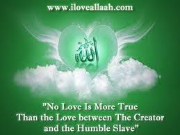 The Gaze of Love is Something Else: The Role of Love in the Qur'anic Worldview Allahinheartwithwings-1