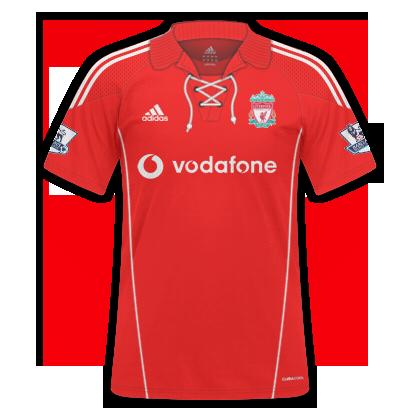 Ramiro12 Kits Liverpool