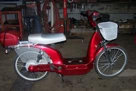Avez-vous des informations sur ce scooter? ScooterOK2