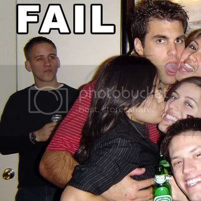 FAILS, For Ever Alone, FUck Yeah FAIL1