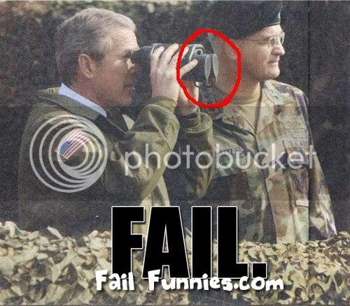 FAILS, For Ever Alone, FUck Yeah Bush-fail