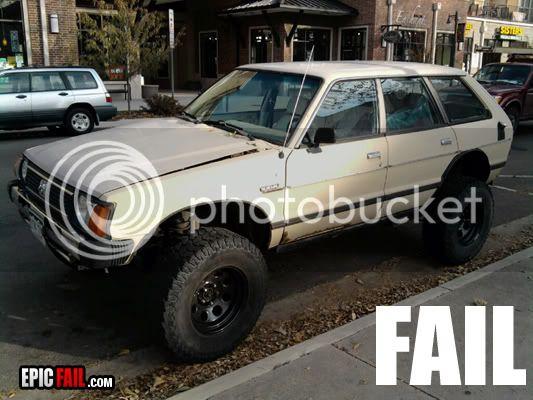 FAILS, For Ever Alone, FUck Yeah Car-fail-tires
