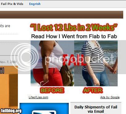 FAILS, For Ever Alone, FUck Yeah Fail-owned-failblog-advertizing-fail