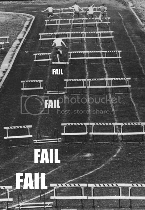 FAILS, For Ever Alone, FUck Yeah Series-of-fails