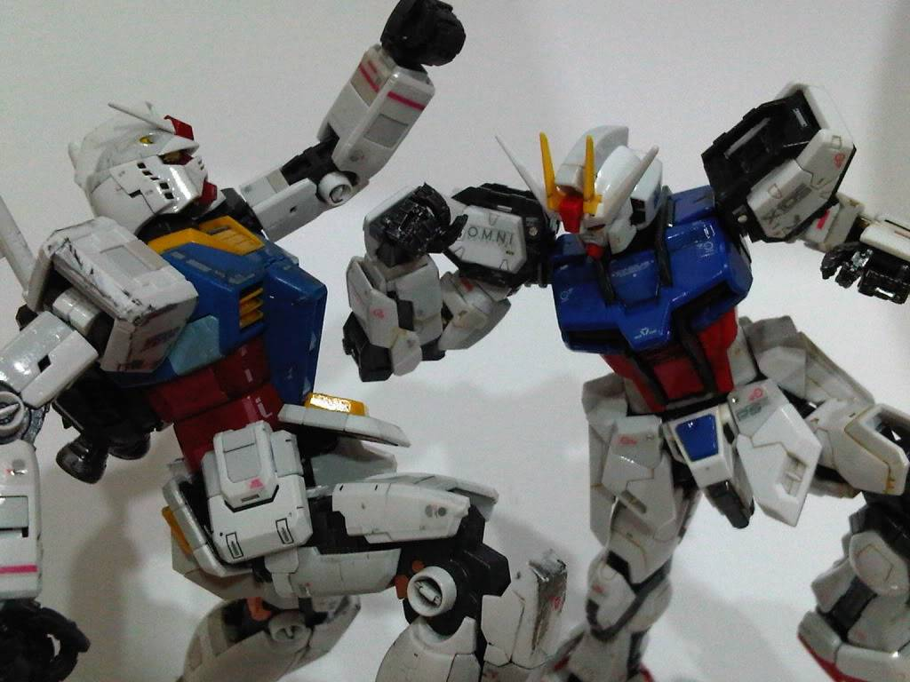RG 144 Aile Strike and RX-78 IMG05786-20110803-2207