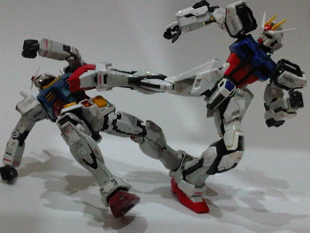 RG 144 Aile Strike and RX-78 IMG05793-20110803-2220