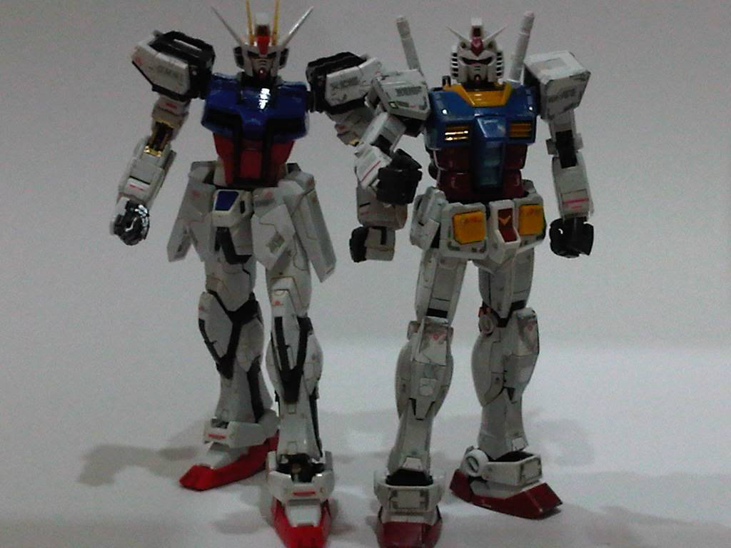 RG 144 Aile Strike and RX-78 IMG05805-20110803-2245