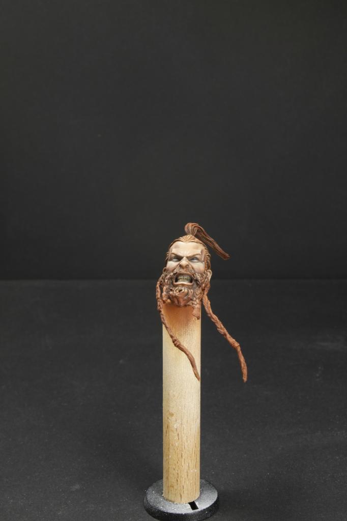 Buste Space Wolf Sculpté par Freeman 3_zpse5031509