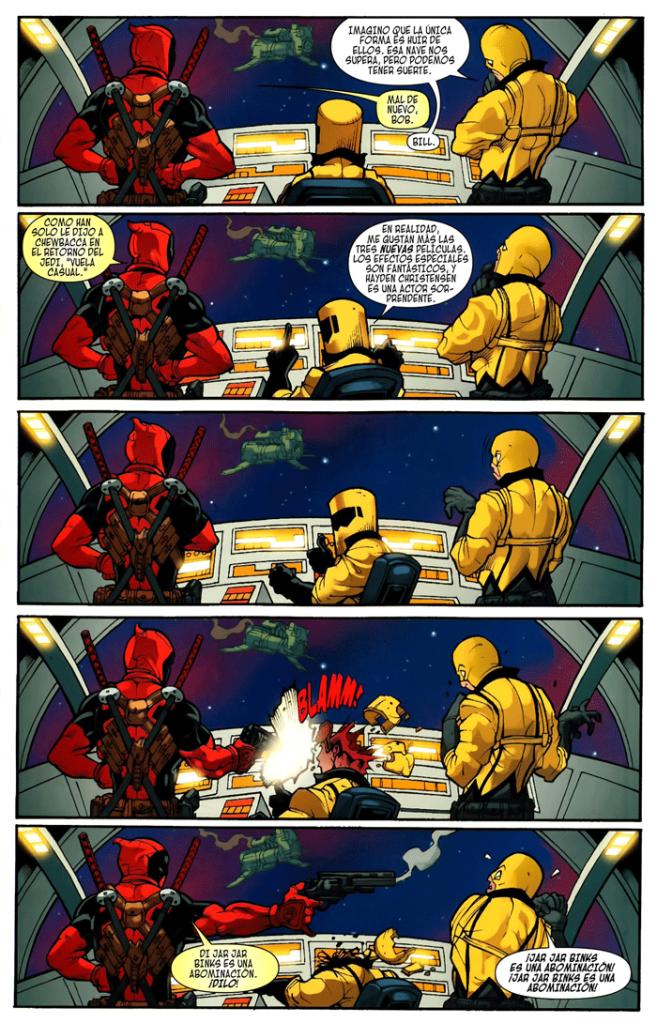 [COMIC] Masacre (Deadpool) Masacre