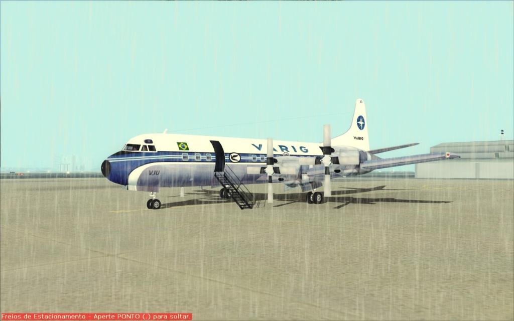 Última Ponte-Aérea Electra II da Varig... -2012-jul-17-012