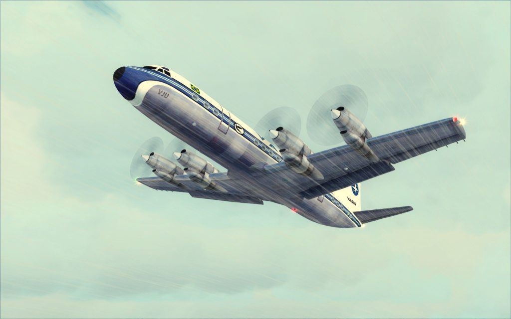Última Ponte-Aérea Electra II da Varig... -2012-jul-17-014