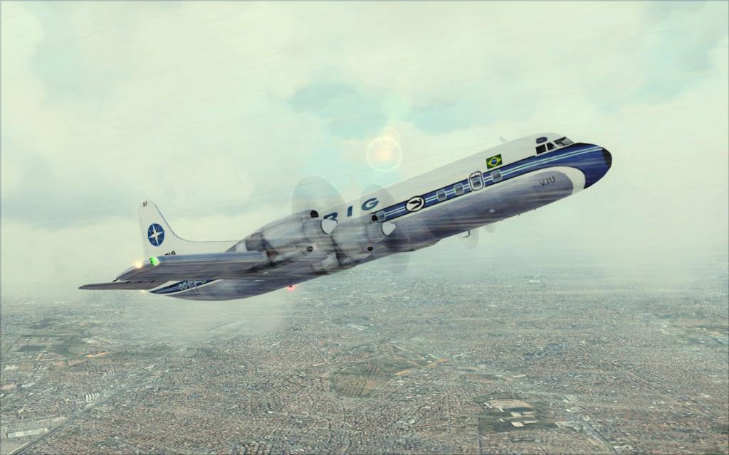 Última Ponte-Aérea Electra II da Varig... -2012-jul-17-015