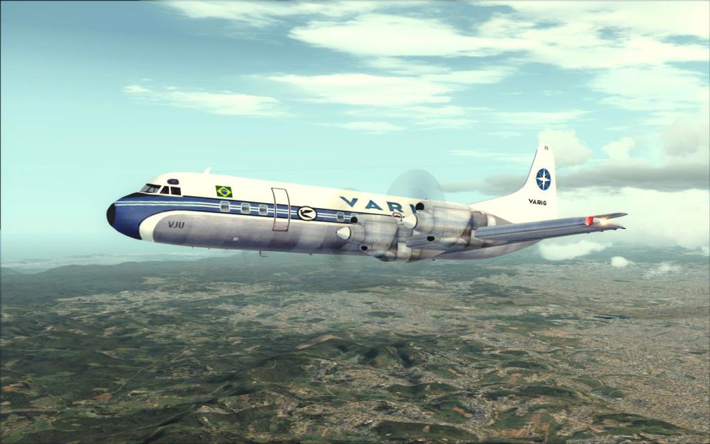 Última Ponte-Aérea Electra II da Varig... -2012-jul-17-016