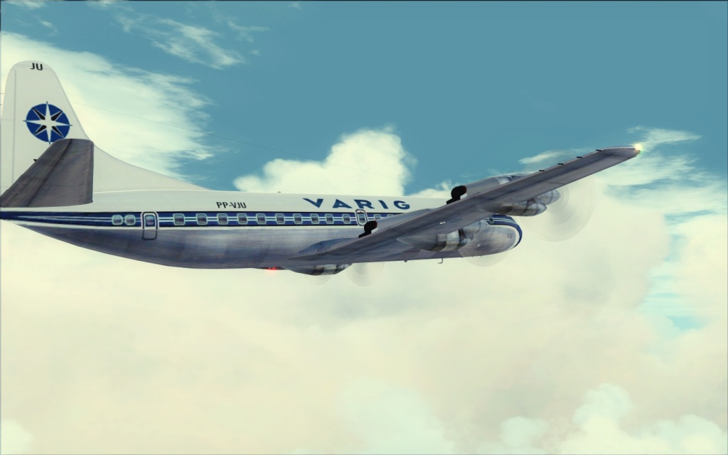 Última Ponte-Aérea Electra II da Varig... -2012-jul-17-017