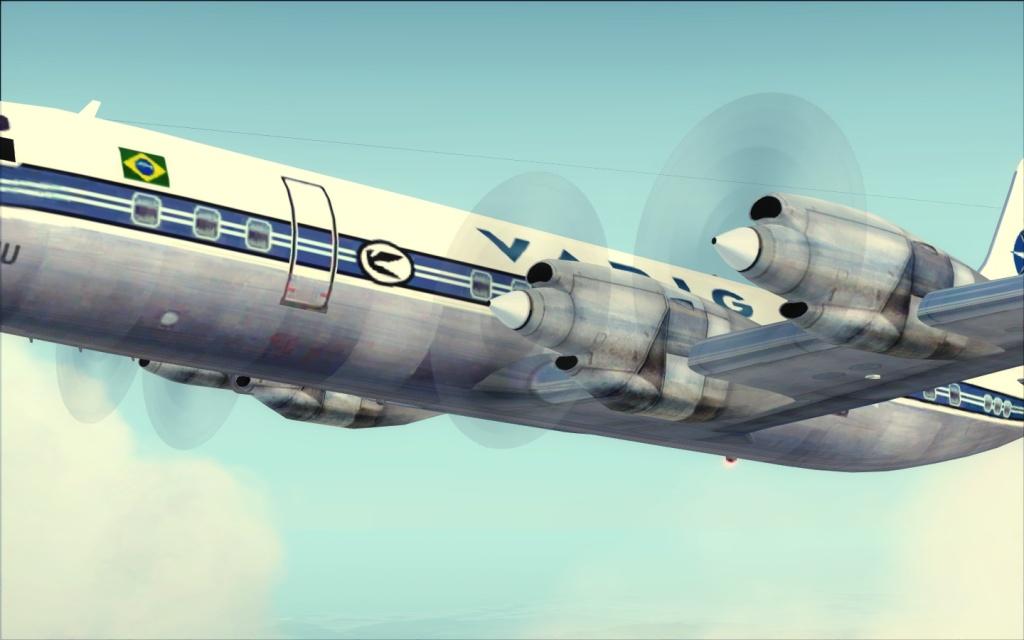 Última Ponte-Aérea Electra II da Varig... -2012-jul-17-018