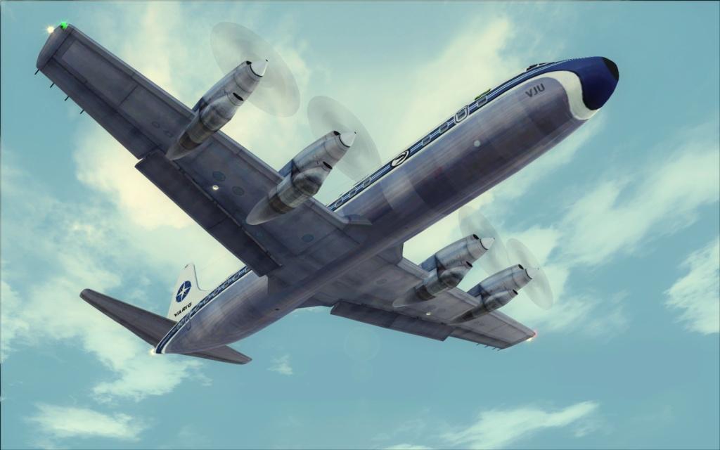 Última Ponte-Aérea Electra II da Varig... -2012-jul-17-023