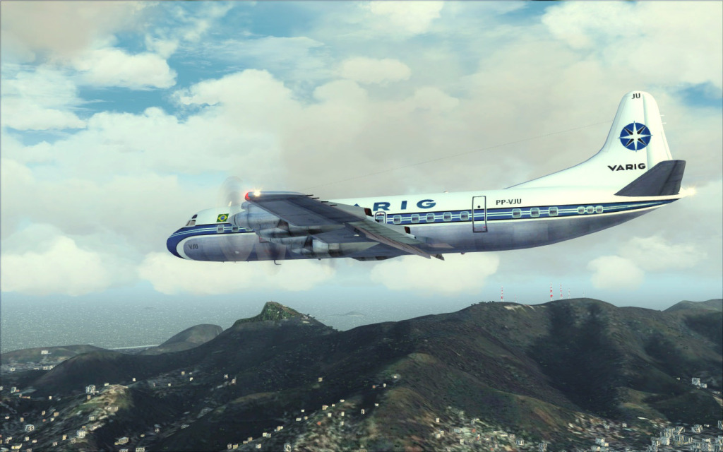 Última Ponte-Aérea Electra II da Varig... -2012-jul-17-025