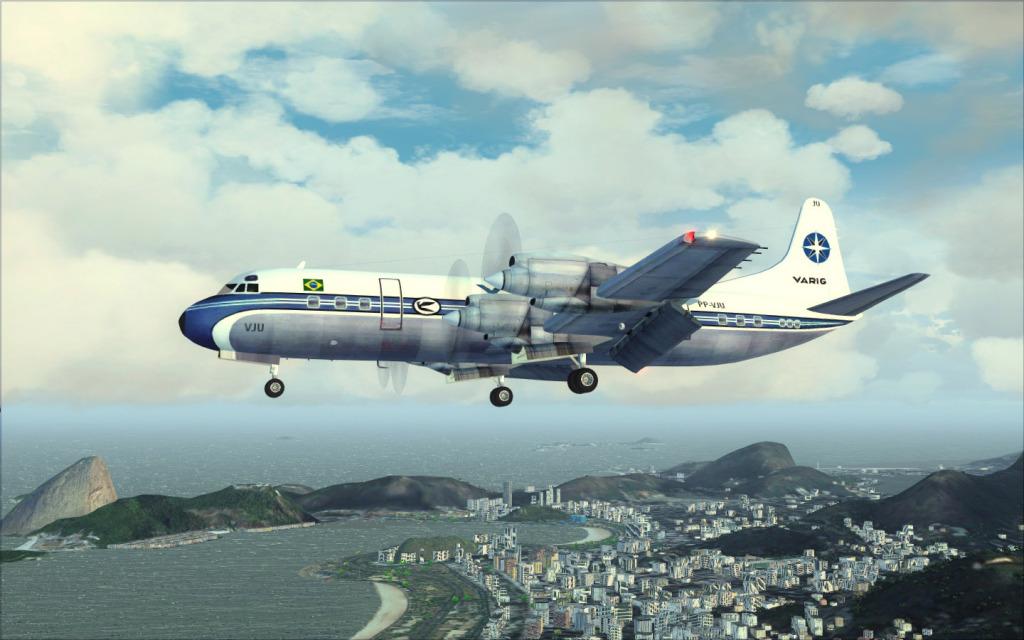 Última Ponte-Aérea Electra II da Varig... -2012-jul-17-026