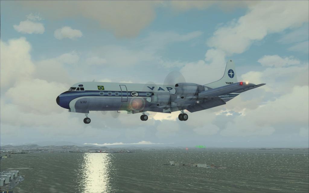 Última Ponte-Aérea Electra II da Varig... -2012-jul-17-028