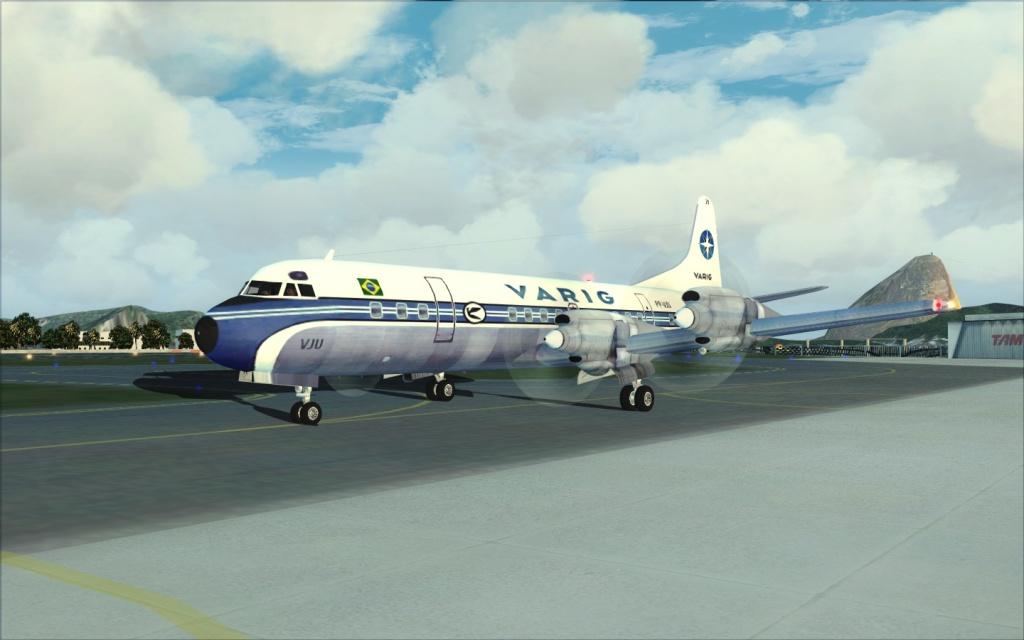 Última Ponte-Aérea Electra II da Varig... -2012-jul-17-030