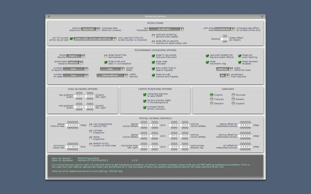 Dicas para melhorar a performance do X-plane 10 Screenshot_16