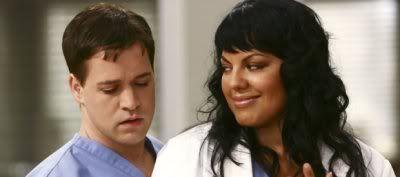 Seriale - Grey's Anatomy Georgecallie1